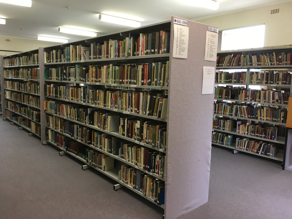 Books and periodicals