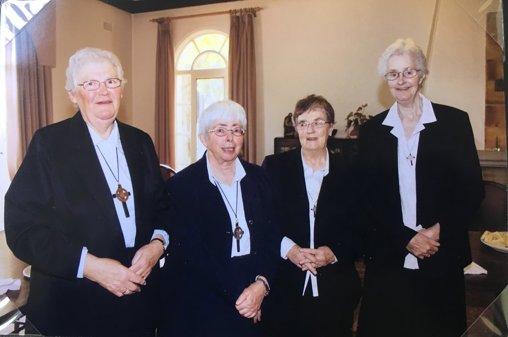 Four Reverend Mothers 2011