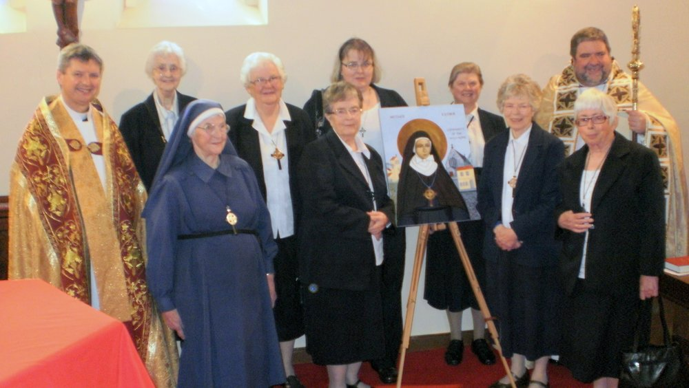 Icon of Mother Foundress 2001