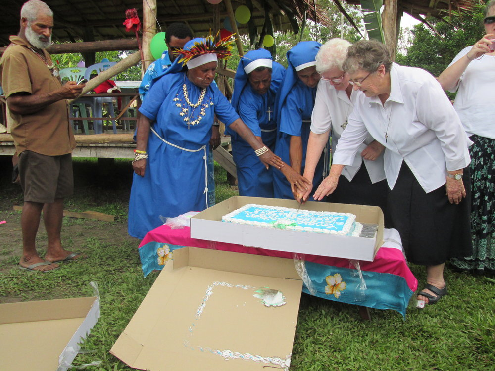 50th Anniversary, PNG 2014