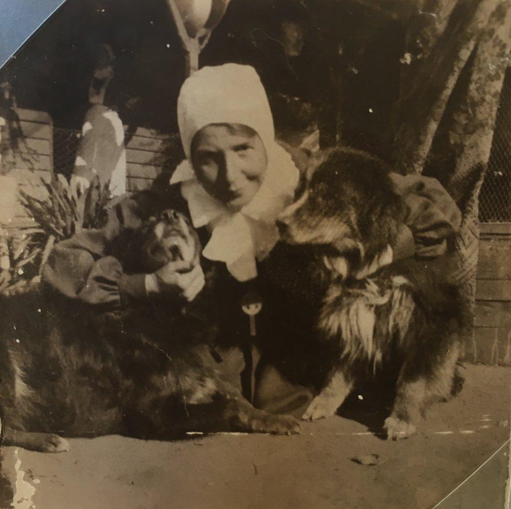 Early 1900s Sr Christina
