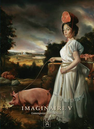 Imaginaire V Hardcover – February 19, 2013 by Fantasmus Ltd. (Author)