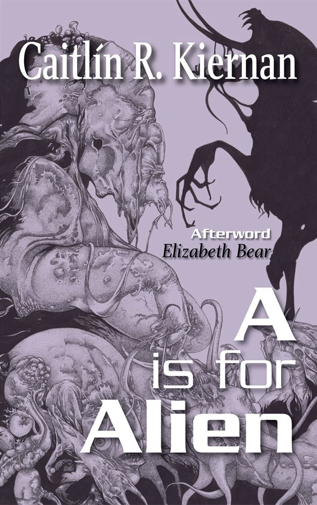 A Is for Alien Paperback – November 30, 2015 by Caitlin R. Kiernan (Author)