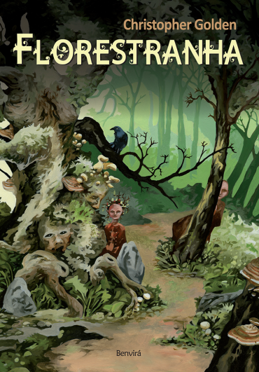 Strangewood by Christopher Golden - Spanish language edition (Brazil)