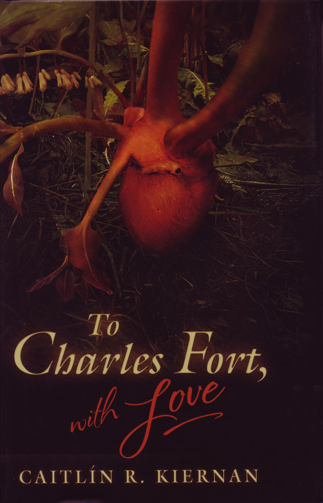 To Charles Fort with Love, Caitlin R. Kiernan, 2005, Subterranean. Illustrated by Richard A. Kirk.