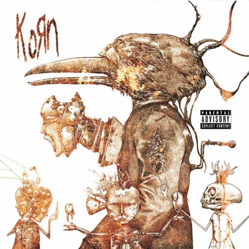 Korn Untitled, 2007, Virgin.