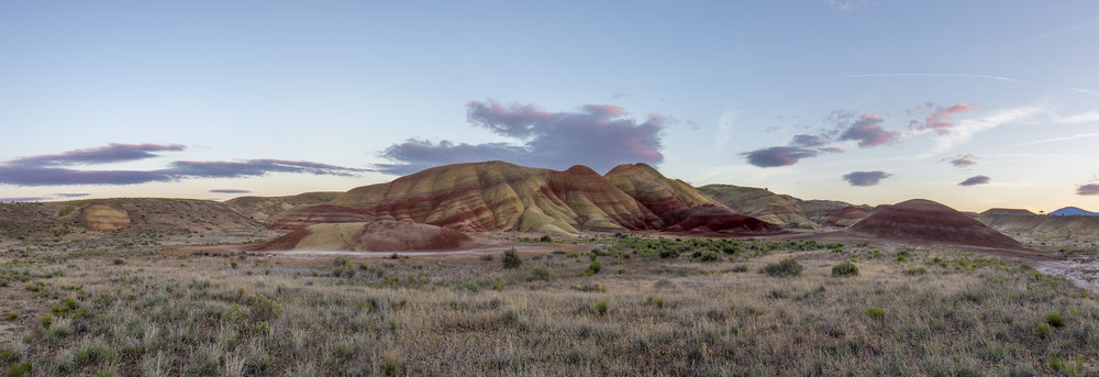 The painted hills, Oregon. An important landscape needing protection from invasive species. Credit: © Adam Simmons
