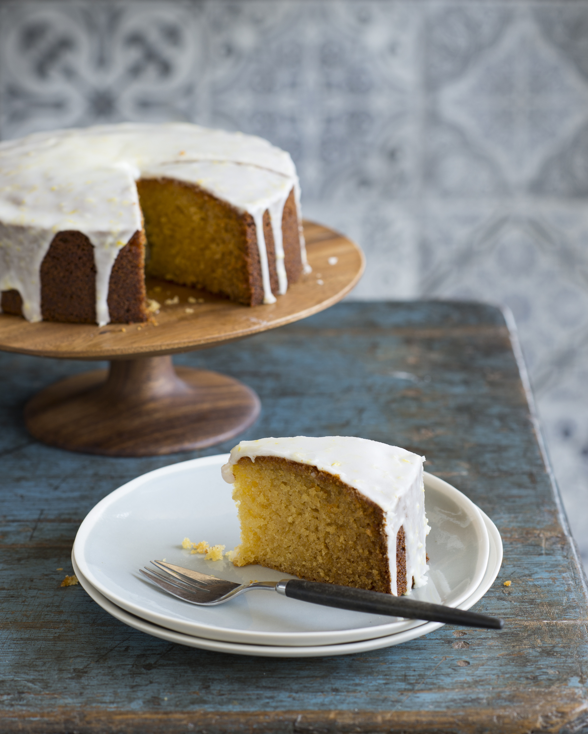 African camomile cake: ingredients, recipe 54