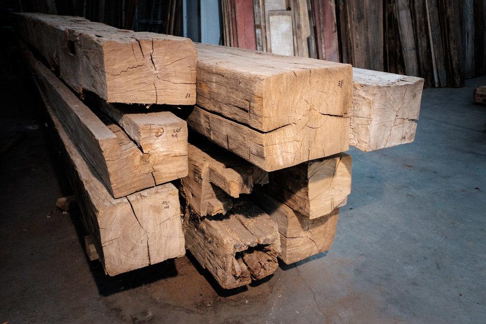 Lumber gallery for Reclaimed wood beams los angeles
