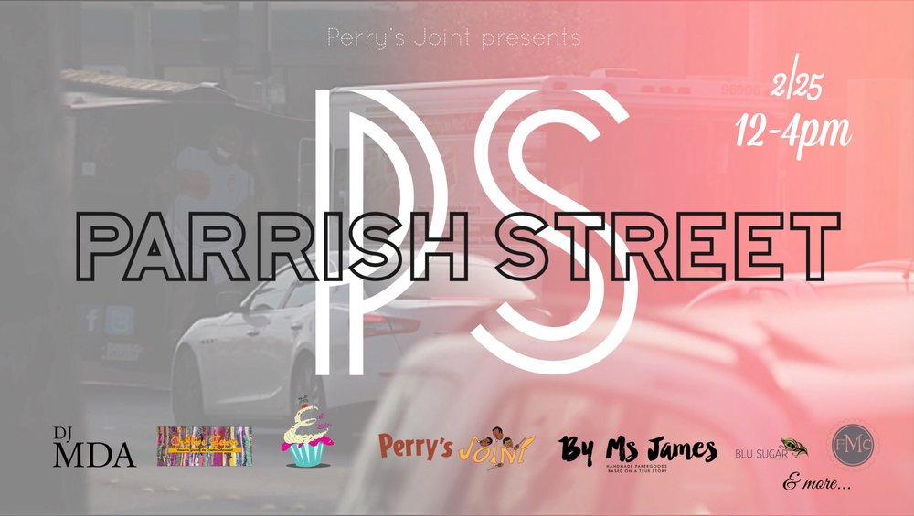 Parrish St. Flyer