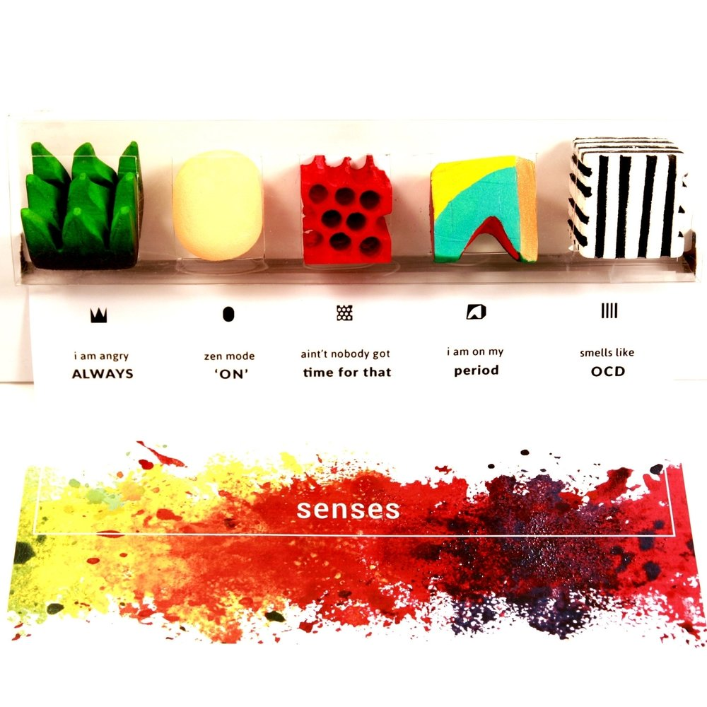 SENSES - MOOD STIMULATING SOAPS