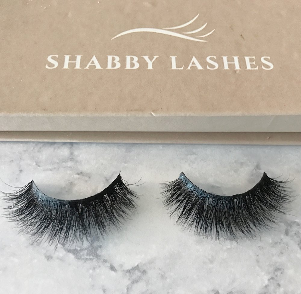 Shabby Lashes (Luxury Mink) Style: Milan