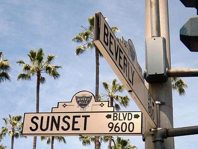 Who is dreaming of a Beverly Hills address?