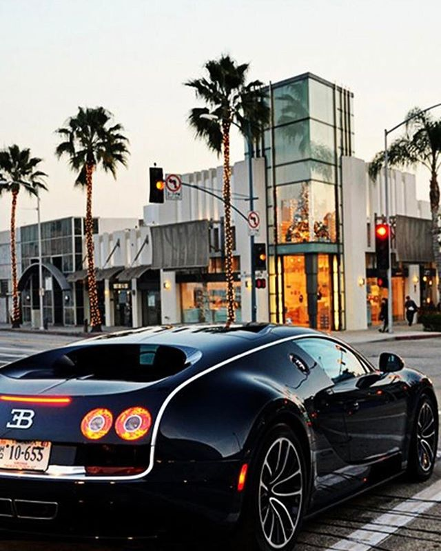 The Beverly Hills dream
