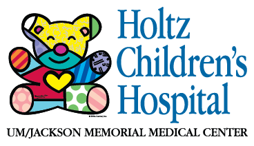 Holtz Children's Hospital at Jackson Health System-Miami in Miami is large for a children's center, with an average of more than 200 children admitted each day. The hospital provides many services to patients and their families to make their visits more comfortable, among them sleeping areas for parents and siblings, and a family resource center. Computers and televisions are stocked with condition-specific content. -
