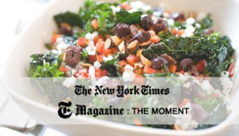 The NY Times agrees the [GO] Cleanse is the way to [GO]