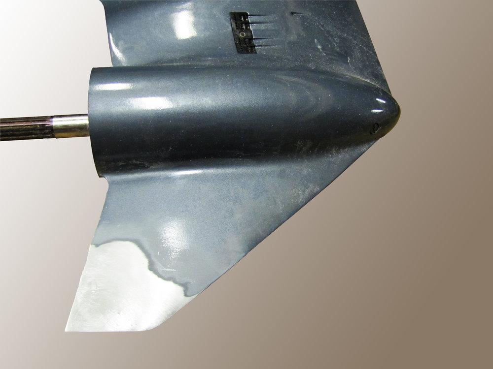 Skeg Repair (Stage 2)