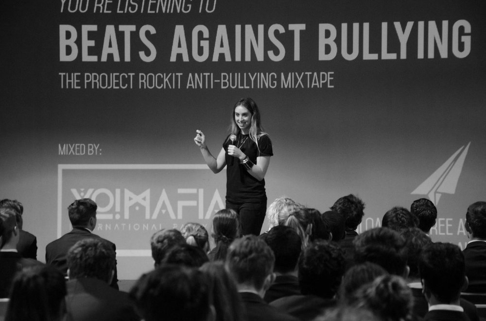 Class presenting Perth 2015