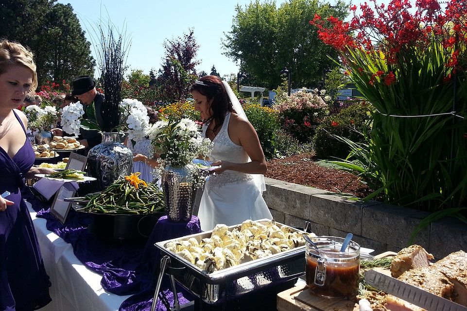 Essence of the thymes Catering   360-876-9200   EMAIL   On your most important day, trust Essence of the Thymes to provide exquisite food and service. Let our team be a part of your special day