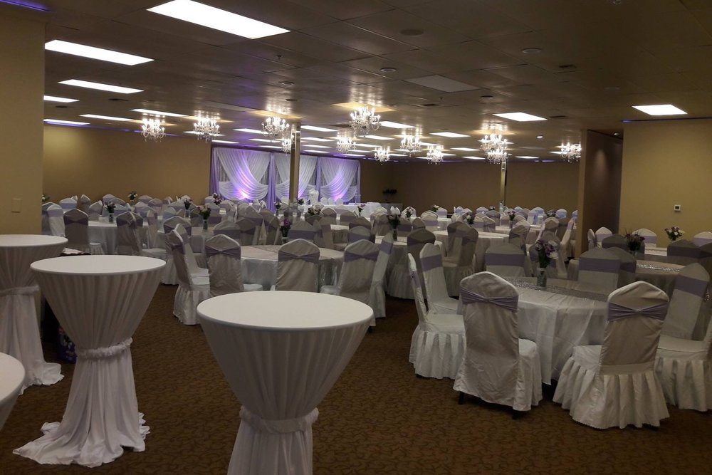 Royal Banquet & Conference Hall, Everett, WA   425-956-4356   EMAIL   Let us help you create the memory of a lifetime! The Royal Banquet & Conference Hall is the ideal location for any event of 100 to 800 guest.