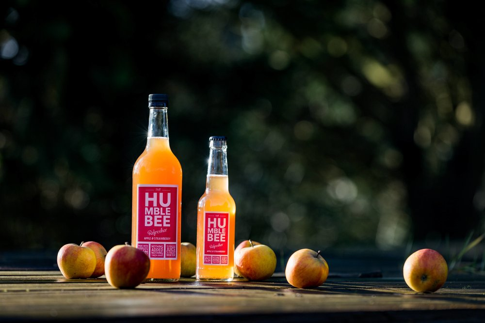 Humblebee Refresher Strawberry 2 Table with apples v2.jpg