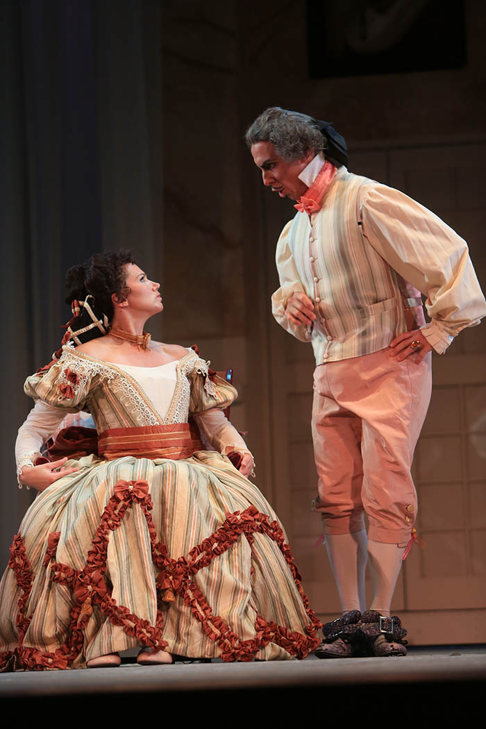 Barber of Seville 2014, NYC (Martina Arroyo Prelude to Performance)
