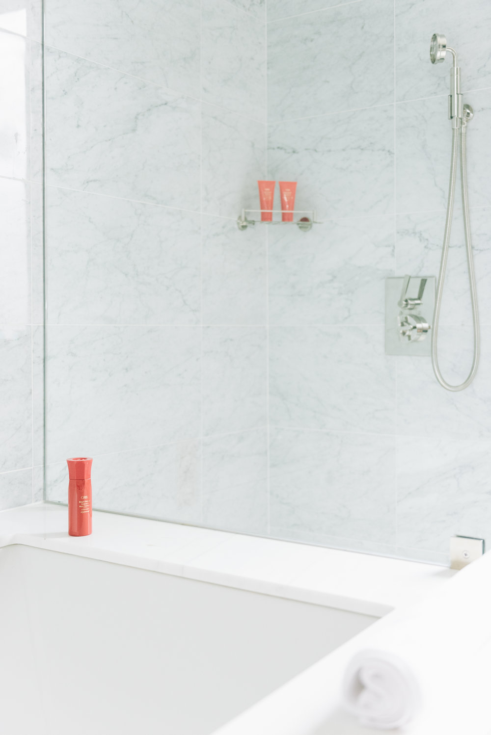 Bright Blonde - marble shower.jpg