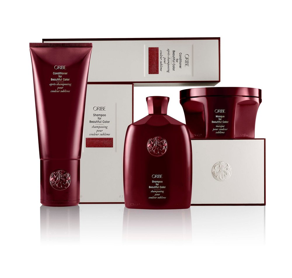 Oribe haircare - Formulated without parabens or sodium chlorideColor and keratin treatment safeUV protection for hairNaturally derived sulfates