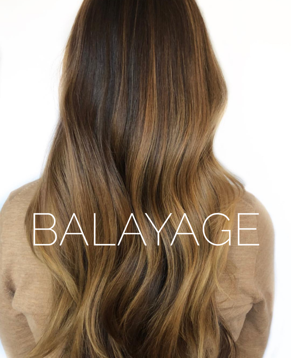 Handpainted Packages - 250+ | Balayage175+ | Baby Balayage (face frame only)Our balayage packages include our favorite bond protector + (1) customizable gloss + our Signature Instagram worthy style (blow dry or waves)Ask your stylist about Balayage Maintenance!Got a balayage? Great. Now it's time to maintain it's tone & integrity while it grows out gracefully.*Larissa Lake and Co. reserves the right to increase all rates due to density, length & experience