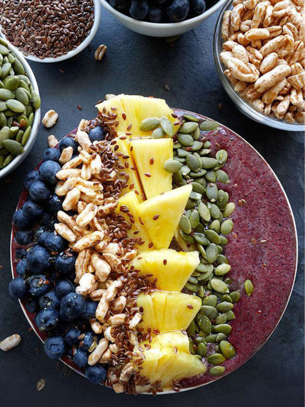 11 Breakfast Smoothie Bowls That Will Make You Feel Amazing  Buzzfeed