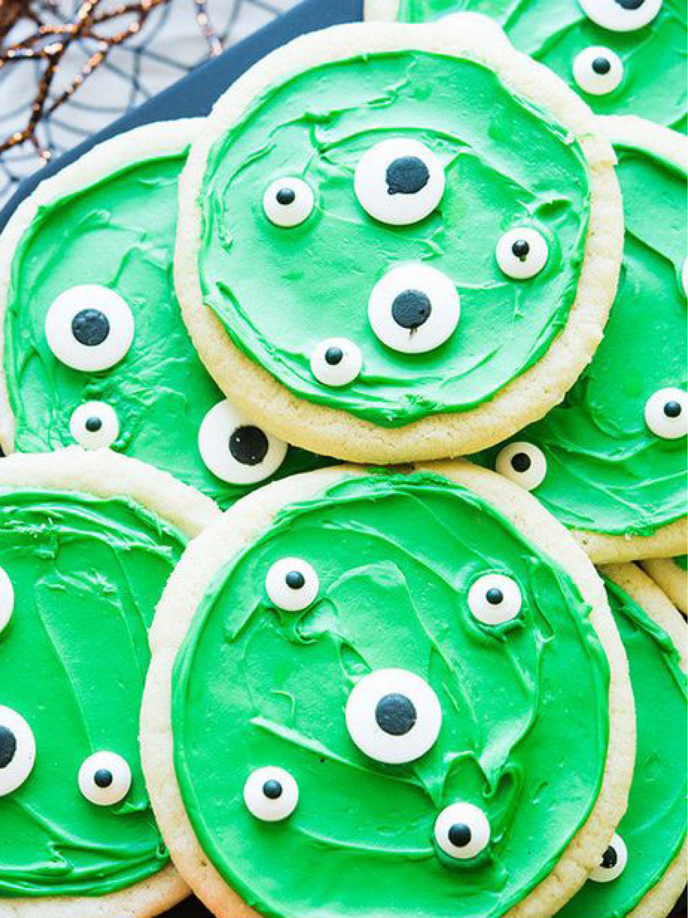 These Monster Sugar Cookies Are The Cutest Thing You Will See All Day  Buzzfeed