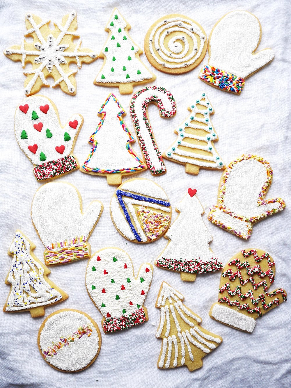 Easy Holiday Sugar Cookie Recipe and Tips — Lindsay Maitland Hunt