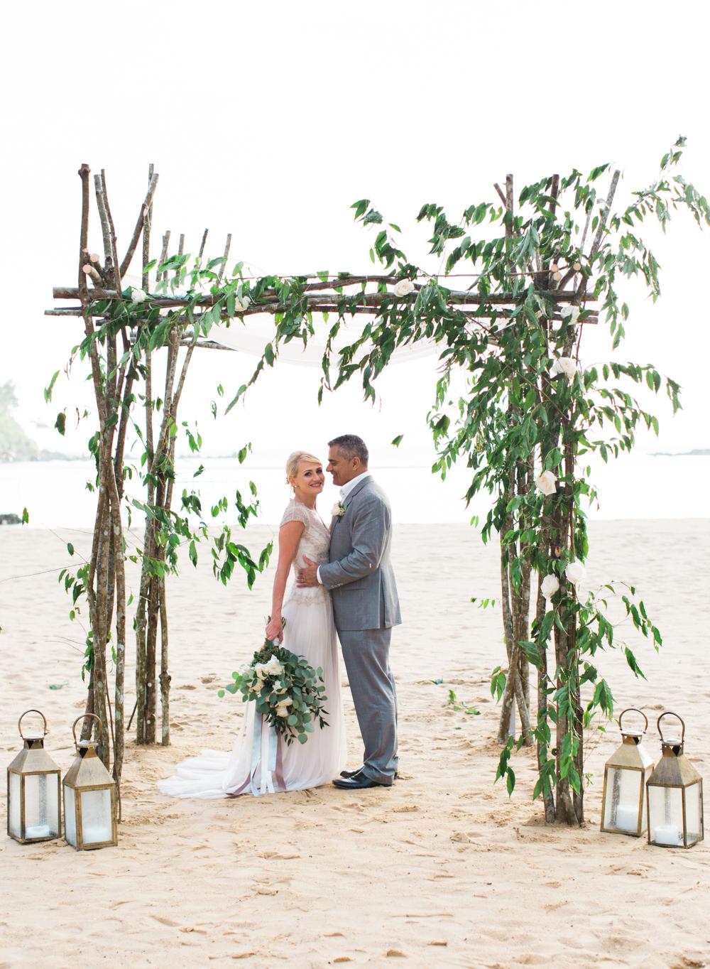 Anantara Layan Phuket wedding
