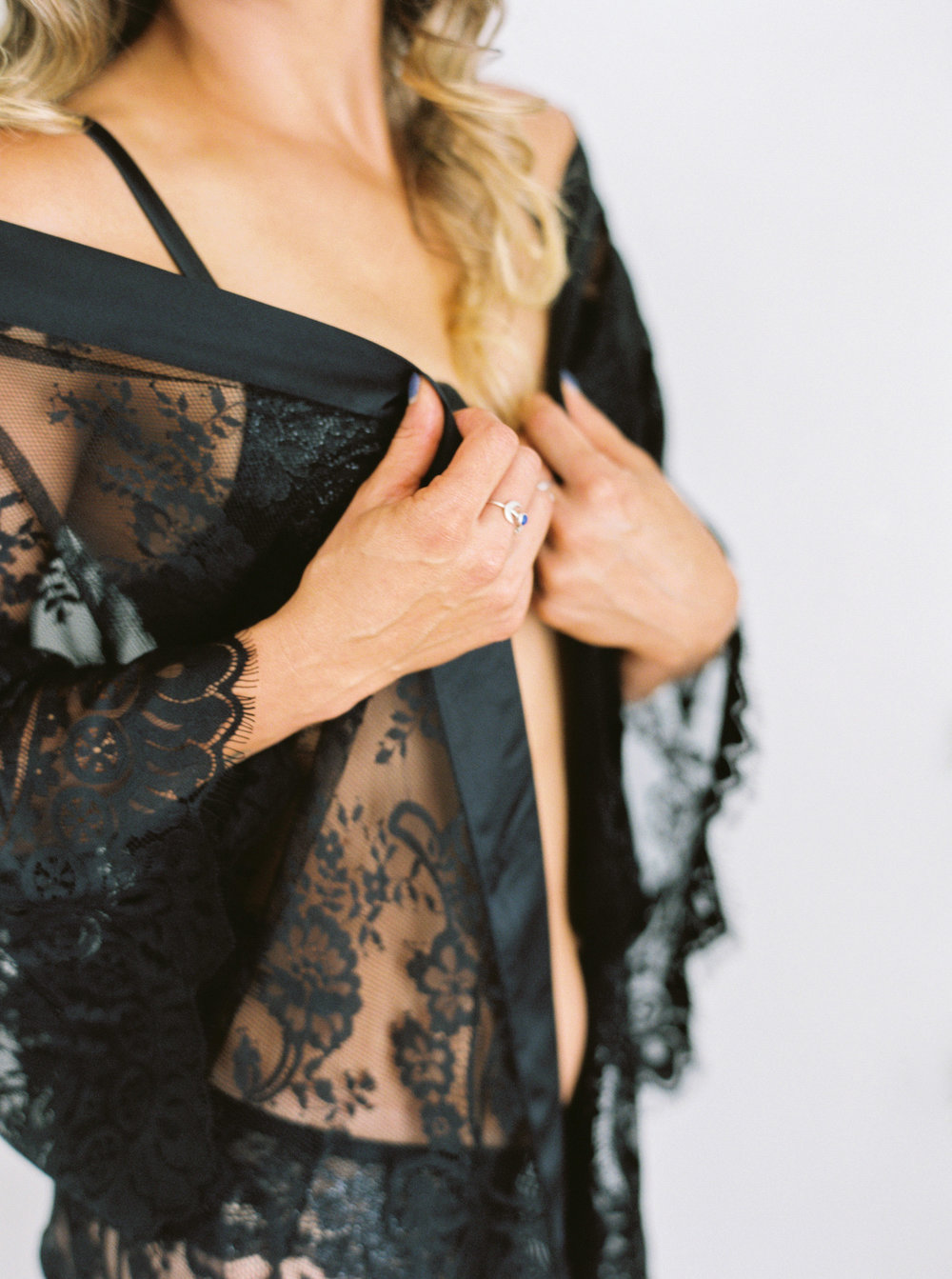 00008- Fine Art Film NSW Dubbo Mudgee Orange Bridal Boudoir Wedding Photographer Sheri McMahon in black lace lingere_.jpg