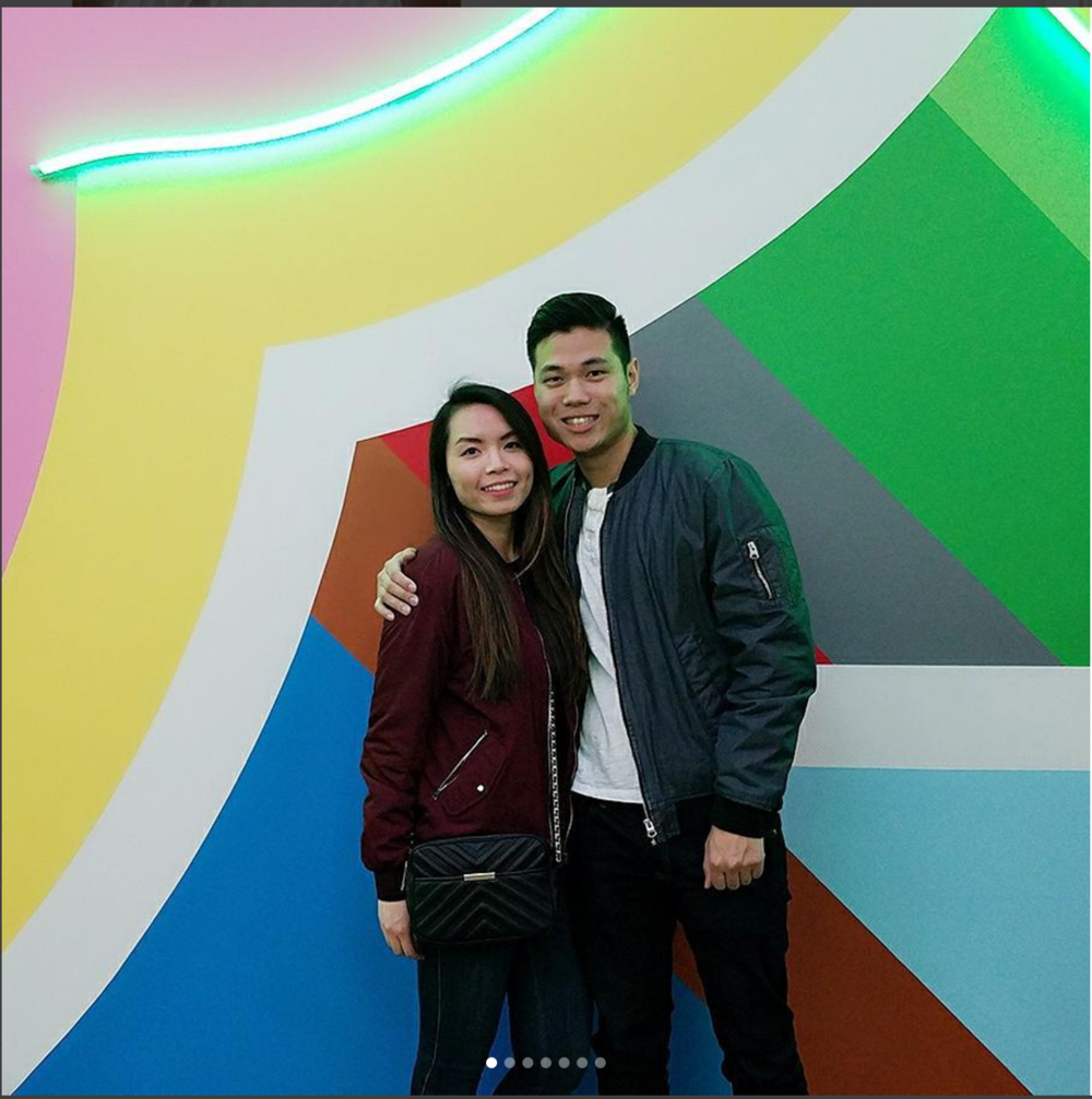 Photo by  @ceelao  on a bold and vibrant #museumdate at  The Museum of Ice Cream  in LA