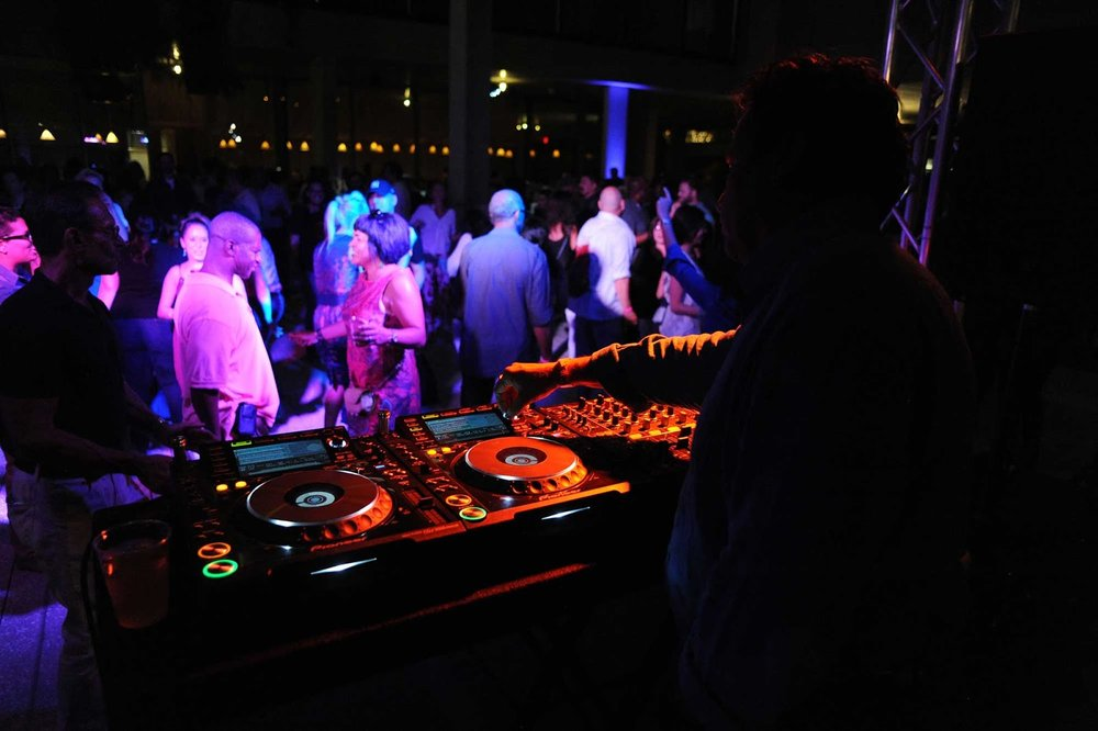 PAMM Third Thursdays: Poplife Social feat. Jellybean Benitez & Friends. Photo by World Red Eye.