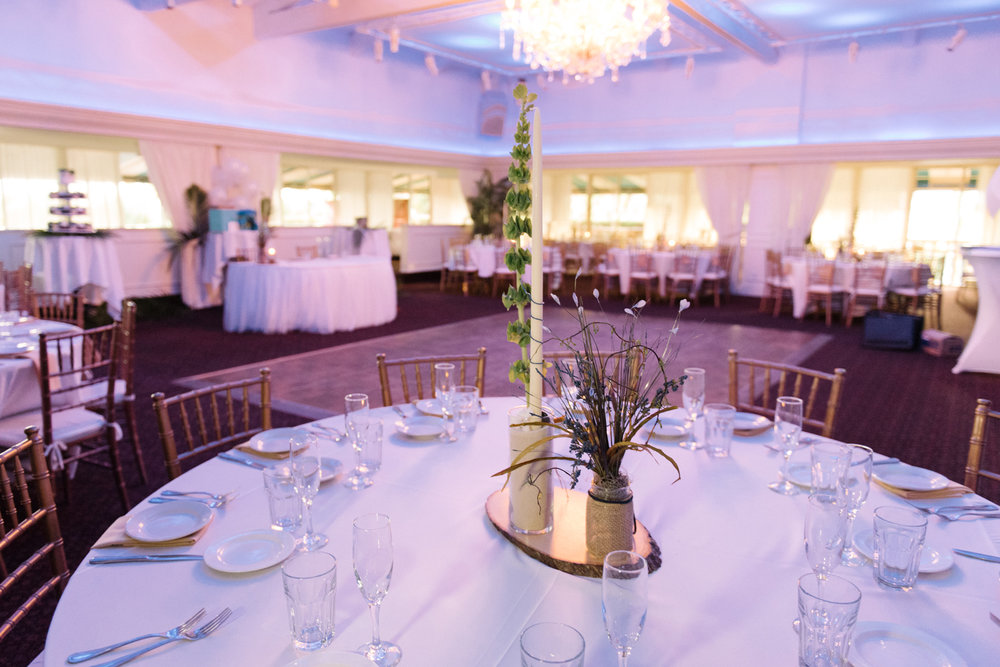 Ballroom at  Suri West  in Wellington, Florida. Photo credit  Shea Christine Photography