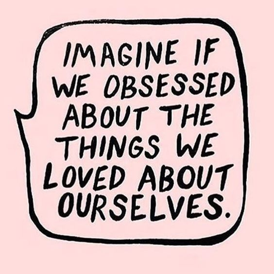 Take a moment today to love on yourself...all the things you love about yourself, say them out loud. You matter and your feelings are valid!