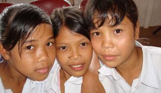 City of Praise school children