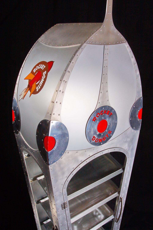 Rocket Donut custom-fabricated metal display case detail.jpg