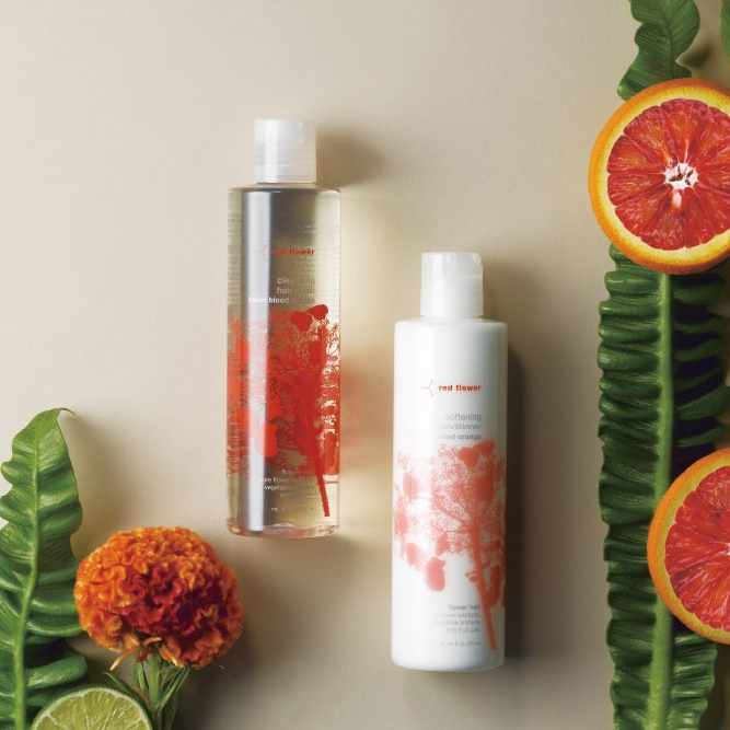 Red Flower Blood Orange | The Spa at Yellow Creek