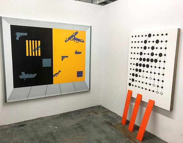 In the wrong place at the wrong time. How volatile it is to be a black body in the America. Using color discrepancy and the grid to understand unjustified prison sentencing.  #art#artist#colorfield#peterhalley #incarceration #vote#voterregistration #abstraction#minimalism #mfa #artresidency #artgallery #oilpainting#painting#orangeisthenewblack #sketch#drawing#unequaljustice #blacklivematter #colortheory #Prattmfa#pratt#mfapratt