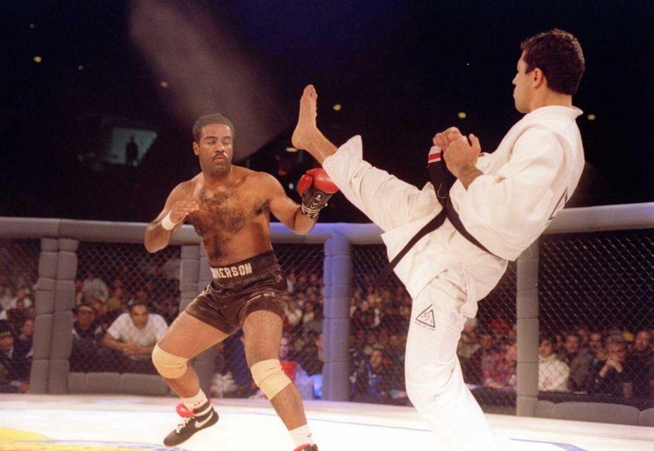 UFC 1 - November 12, 1993.