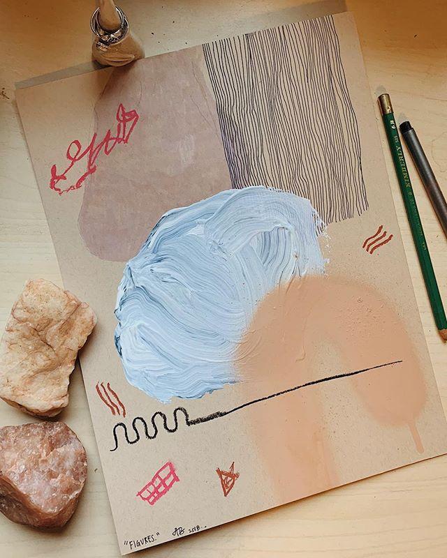 """figures."" mixed media. 2018.    idiom • used in the imperative to indicate the unexpectedness or absurdity of something. . . . . . #utahartist #instaart #artistsofinstagram #peoplescreative #contemporaryart #artcollective #emergingartist #utahart #showyourwork #modernart #artcollective #abstractexpressionism #acrylicpainting #featuredartist #carveouttimeforart #happyartistmovement #rawartists #abstractobsession #winterart #makersmovement #calledtobecreative #herestothecreatives #slcartist #creativesontherise #artshow #creativesofinstagram #shapestudy #colorstudy #artstudio #artistontherise"