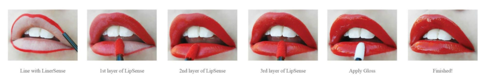 Lipsense How to apply