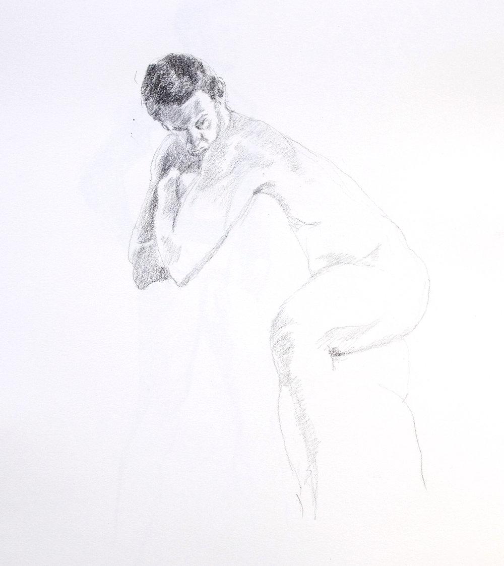 2009. erotic model