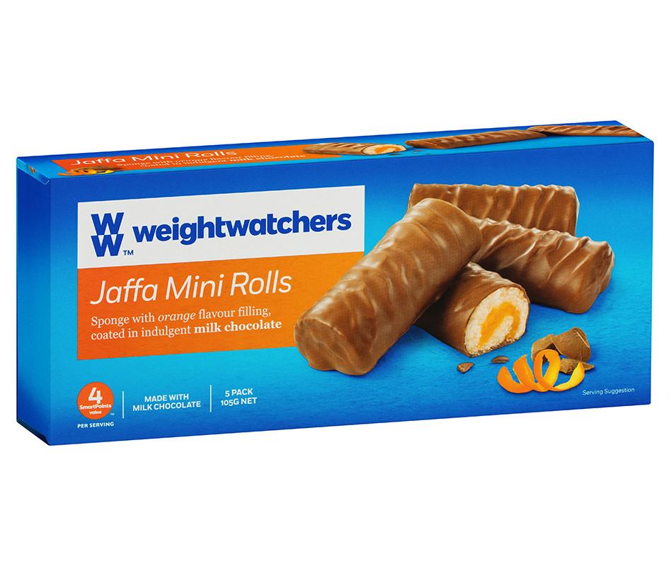 Jaffa Mini Rolls