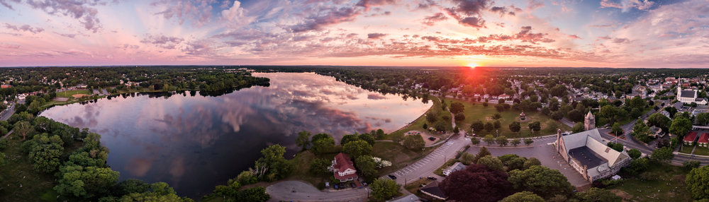 Lake Quannapowitt: Wakefield, MA