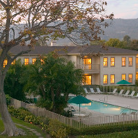 """Pacifica Suites   5490 Hollister Ave. Santa Barbara, CA 93111   Enter """"ALUMNI"""" as the promo code on Pacifica Suites' website and receive 20% off your entire stay!"""