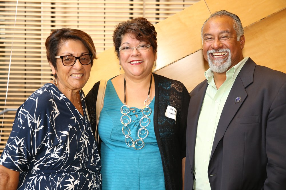 EOP Alumni Reception